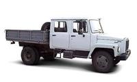 ГАЗ 3307/3309 Егерь