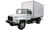 ГАЗ 3307/3309 фургон изотермический