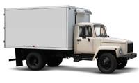 ГАЗ 3307/3309 фургон продовольственный