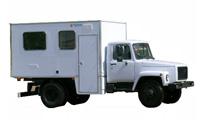 ГАЗ 3307/3309 вахтовый автобус