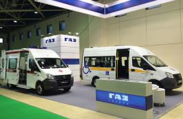«Группа ГАЗ» представляет медицинские и социальные автомобили на базе фургона «ГАЗель NEXT»