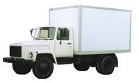 ГАЗ 3307/3309 фургон промтоварный