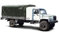 ГАЗ 3308/33081 борт со спальником