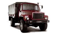 ГАЗ 3308/81 Борт Стандарт