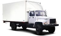 ГАЗ 3308/ ГАЗ 33081 Автофургон удлиненный