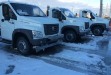 Городской грузовик ГАЗон NEXT city (ГАЗ-С41R13)