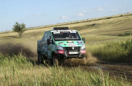 Автомобили ГАЗ принимают участие в ралли-рейде «Великая степь – Шелковый путь 2015»