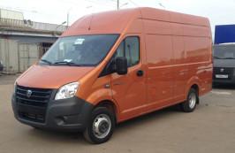 Цельнометаллический фургон Газель-Next