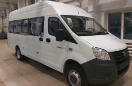Автобус ГАЗель NEXT 22 места